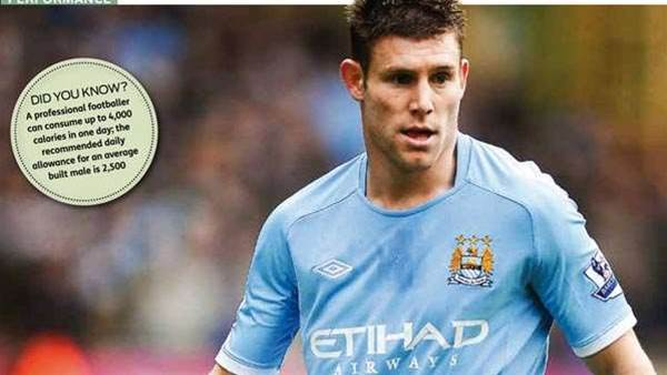 Train Like Milner, Sprint Like Lennon