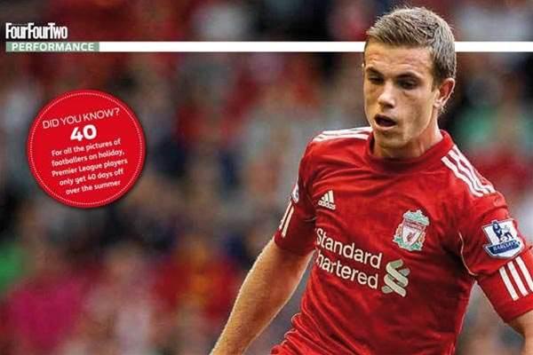 Play Like Henderson; Meditate like Messi