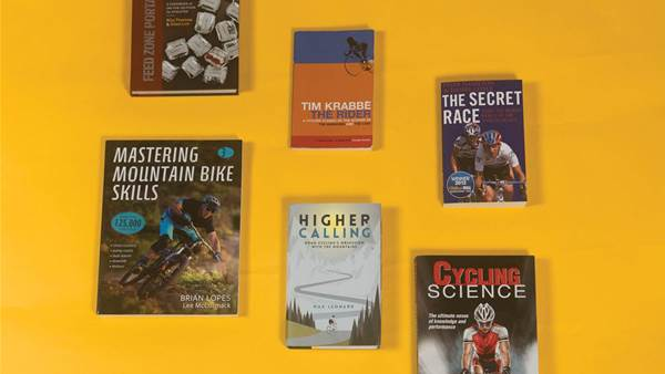 The best books on cycling