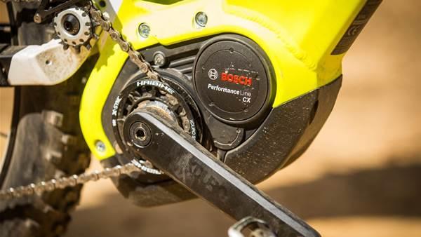 Tested: Bosch Performance Line CX E-MTB mode
