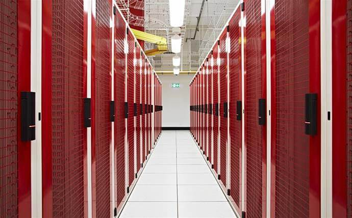 Inside tomorrow's smarter data centre