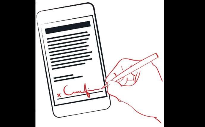 Australia's slow but sure shift to digital signatures