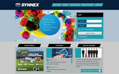 Behind Synnex's major onsite and online upgrades