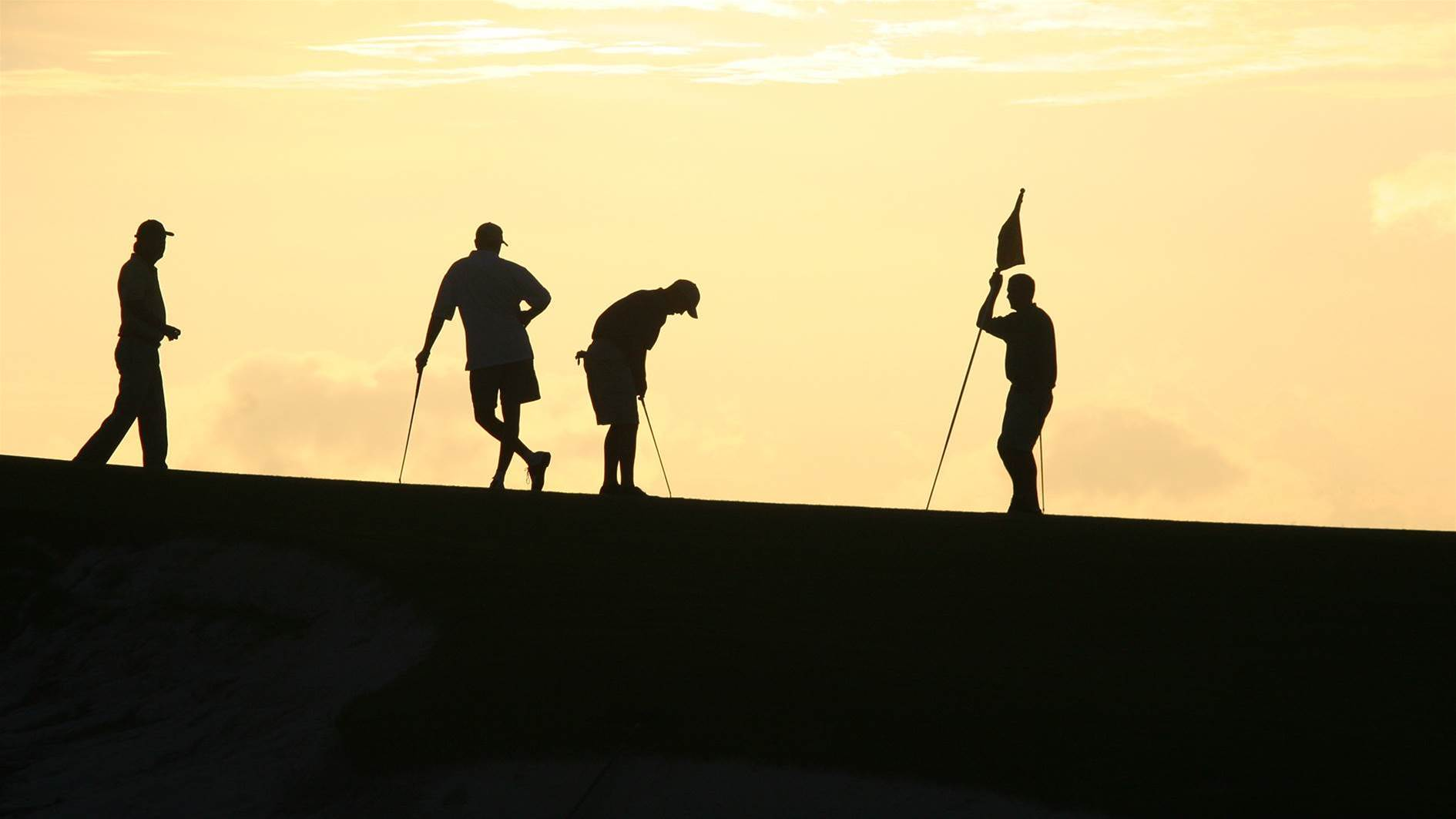 DADDO: Golf and the unbreakable bond