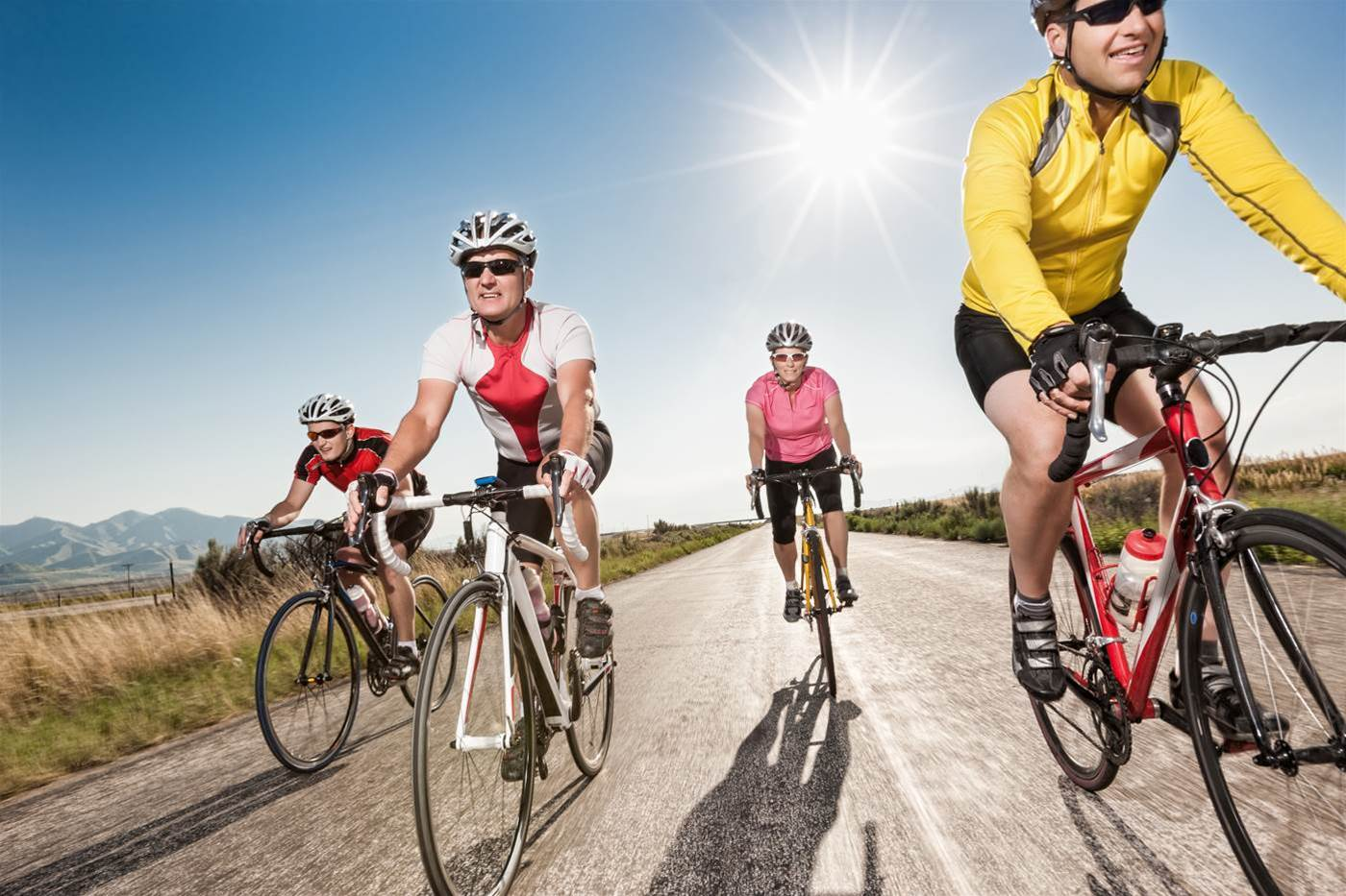 6 ways cyclists can protect themselves from the sun