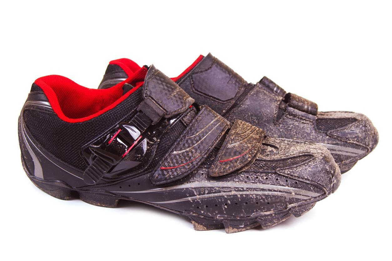 How to keep your cycling shoes looking - and smelling - fresh