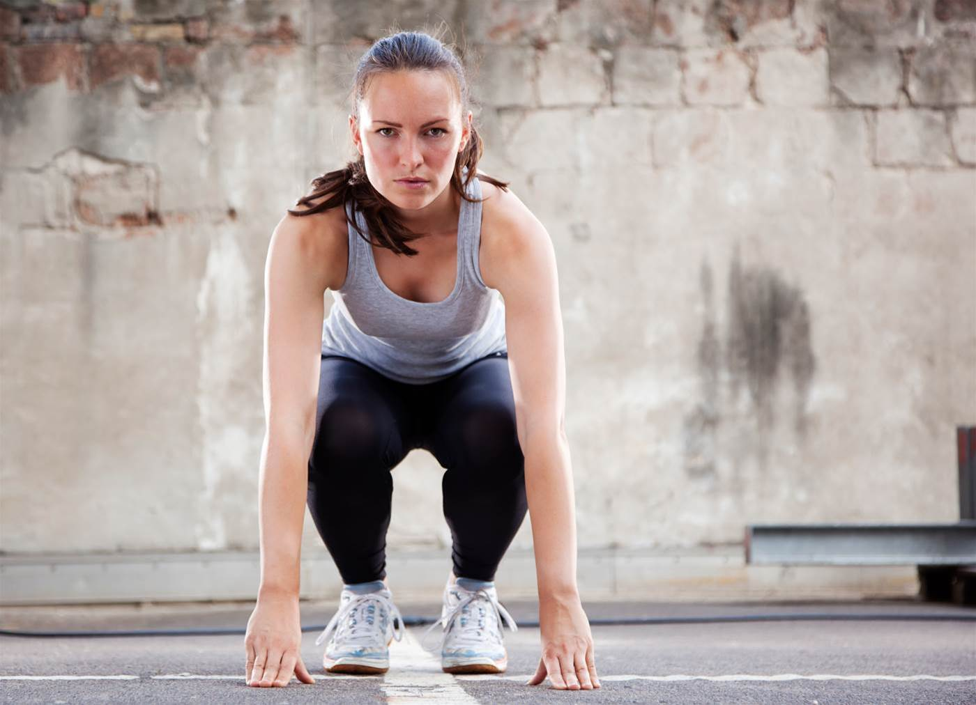 4 burpee variations for strength, endurance, snap and speed