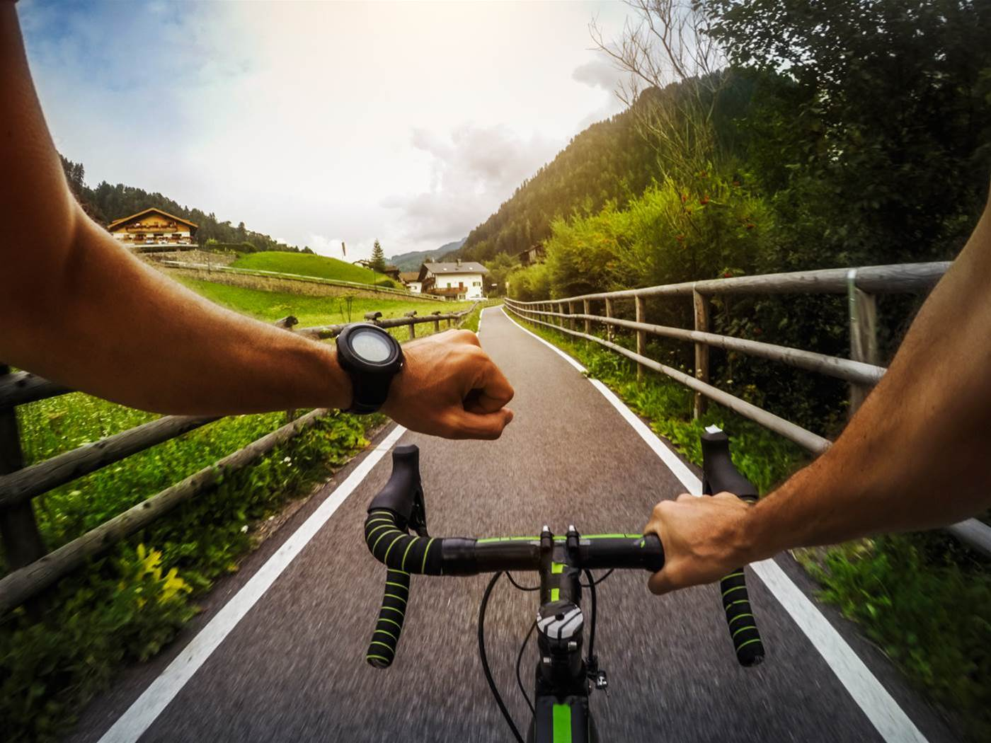 How to make more time to ride