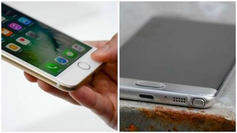 iPhone 7 vs Galaxy S7 and iPhone 6s