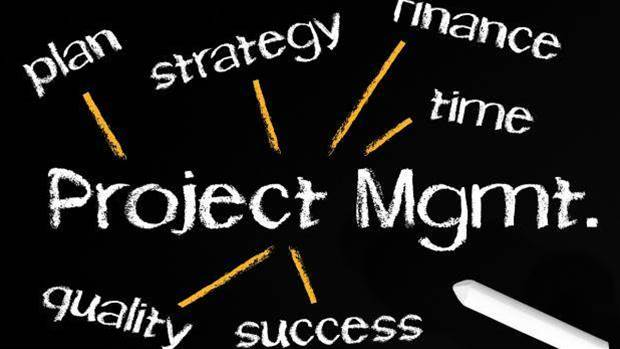 Project management applications compared