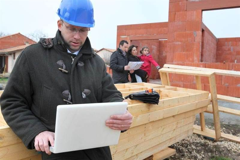 Their story: Building houses of stone in the information age