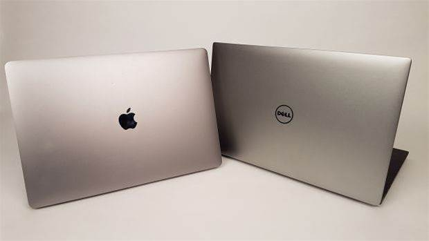 15in MacBook Pro vs Dell XPS 15