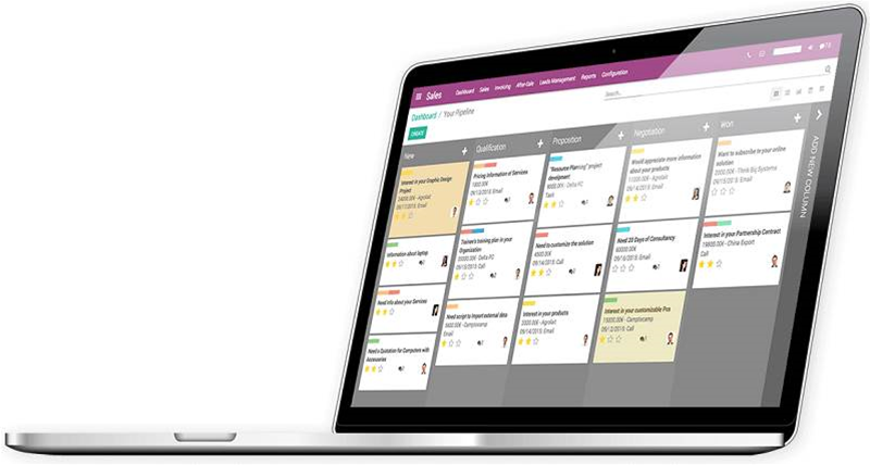 Five top open source CRM systems
