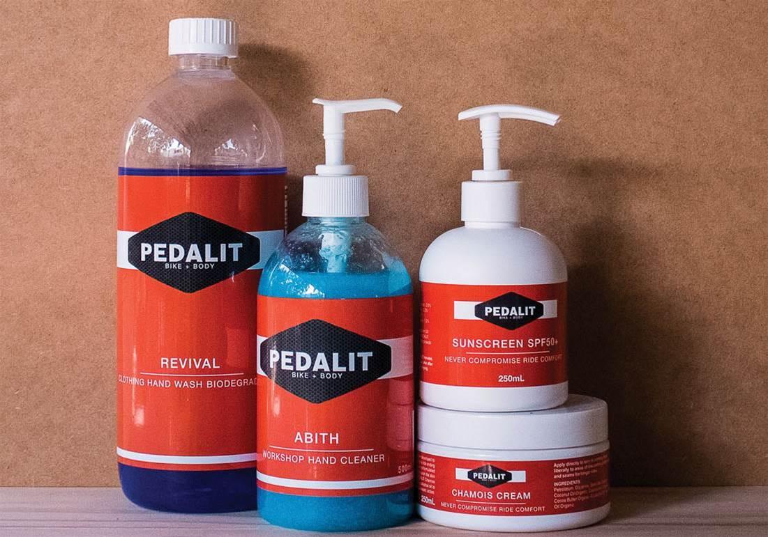 REVIEW: Pedalit bike care range