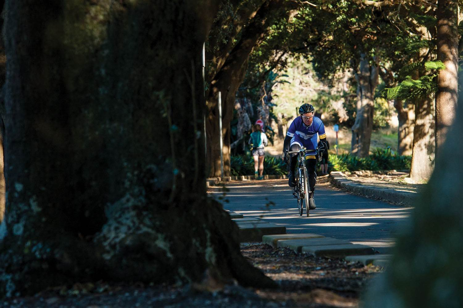 Cycle stronger to work smarter