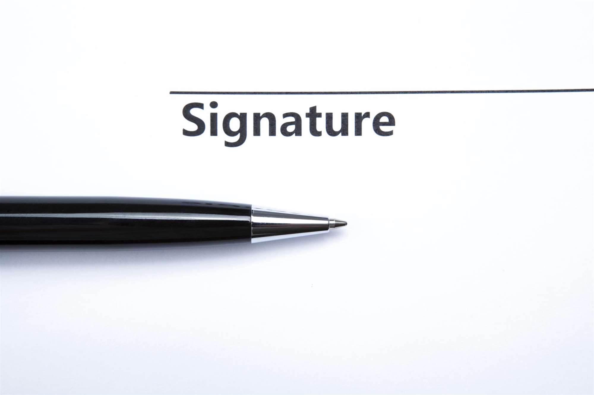 Inside the legalities of digital signatures