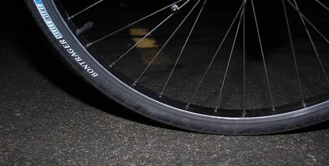 How to achieve the perfect bike tyre pressure