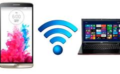 How to move files between an Android phone and PC wirelessly
