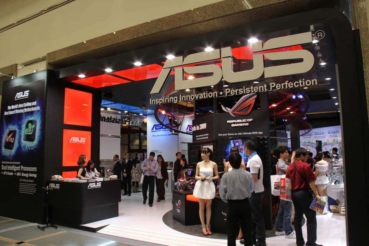 ASUS go over-the-top at Computex 2010