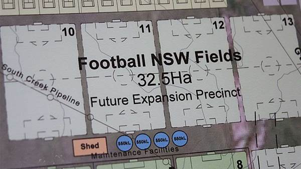 Investment Boost For NSW Football Pic Special