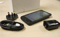Unboxed: HTC Desire HD