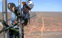 Photos: Networking remote Australia