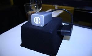 Photos: Weird and wonderful tech at CES 2011