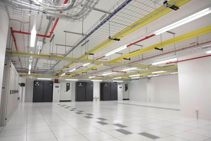 Inside Pacnet's new Sydney CBD data centre