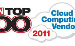 The top 20 cloud storage vendors of 2011