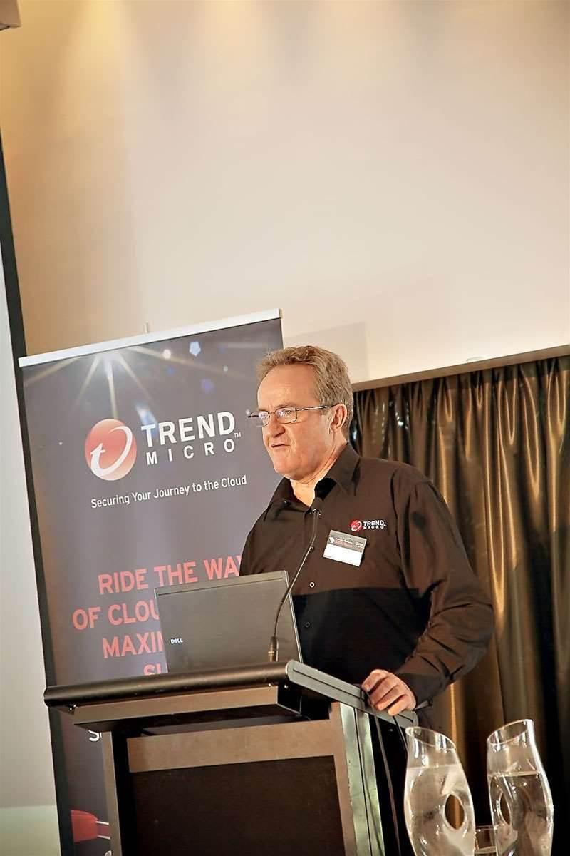 Photos: Trend Micro's Security Roadshow 2011