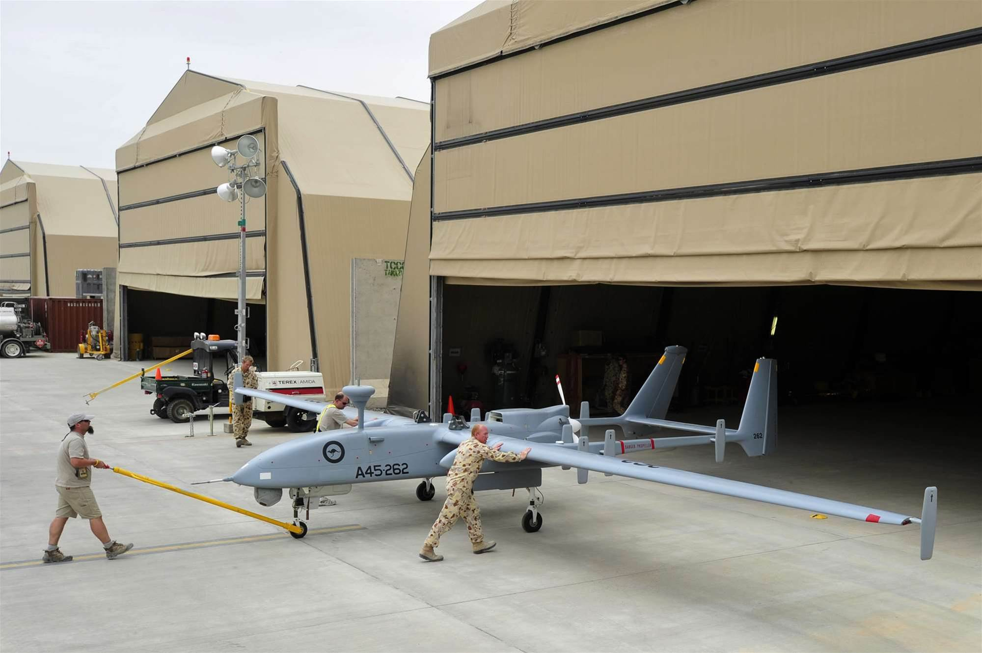 Photos: Defence's remotely piloted aircraft