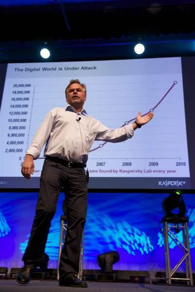 Photos: AusCERT Day 2