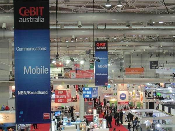 Photos: Weird and wonderful tech at CeBIT Australia 2011