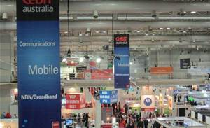 Photos: Weird and wonderful tech at CeBIT Australia 2011