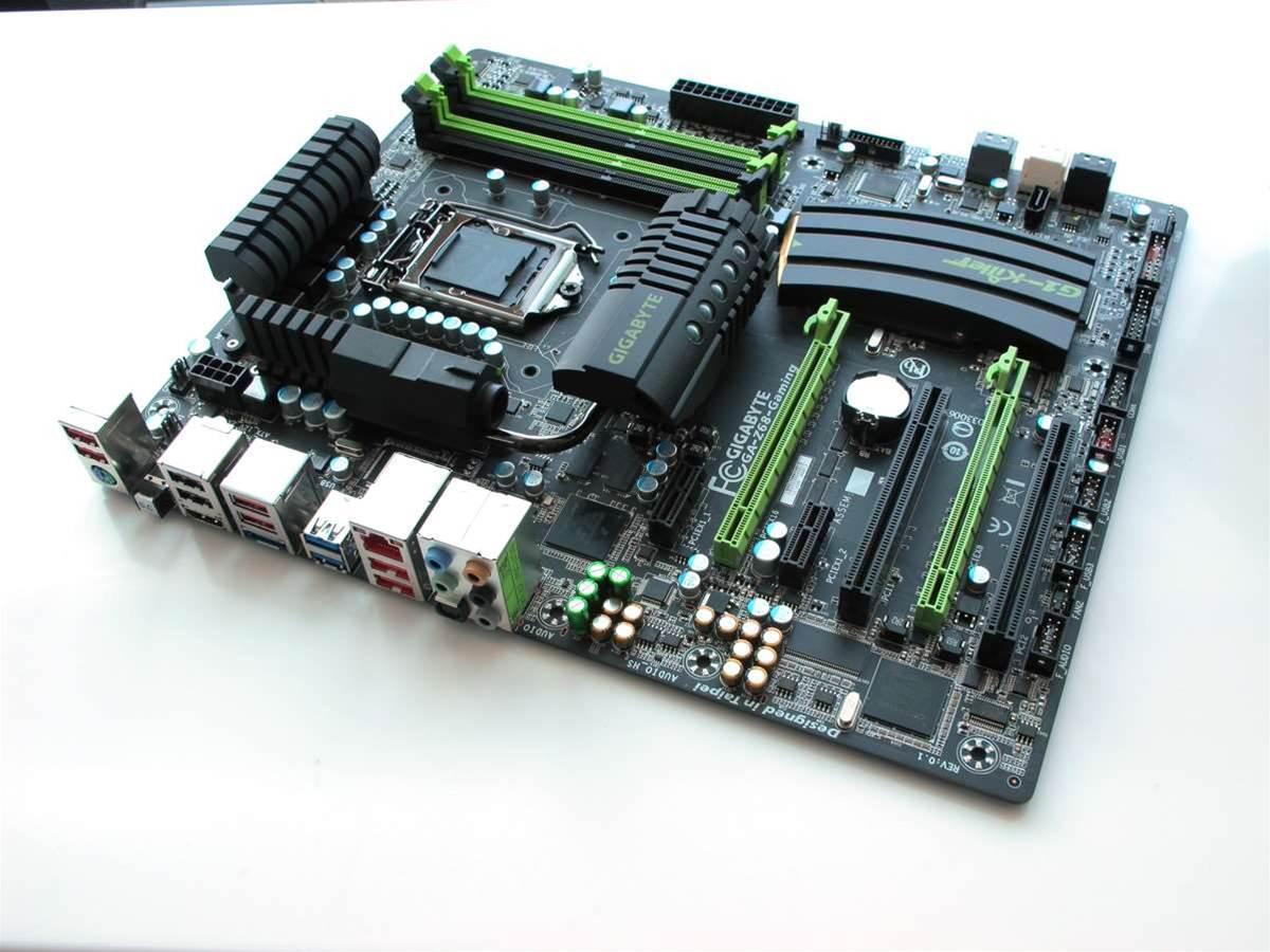 The Z68-Gaming brings the impressive G1-Killer design to a mainstream Sandy Bridge based motherboard.