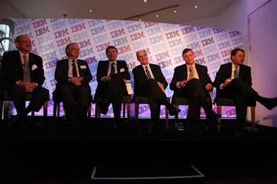 Photos: IBM Australia celebrates Big Blue's centenary