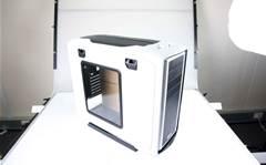 Photos: Corsair's all-white special edition 600T pc case