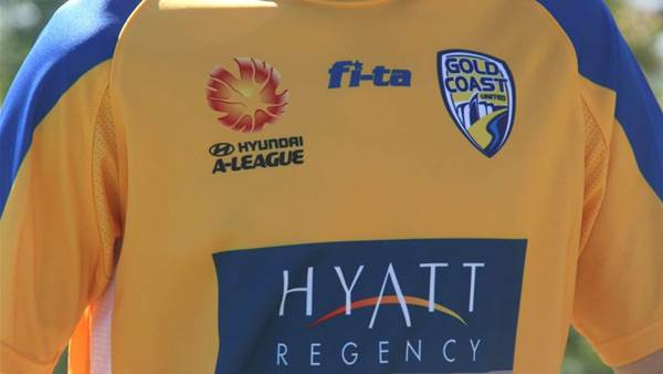 Gold Coast United Kit Launch Pic Special