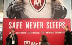 McAfee safe never sleeps
