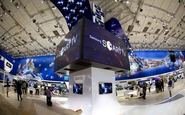 In Pictures: Berlin's IFA 2011 tech expo