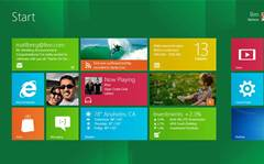 In pictures: Windows 8