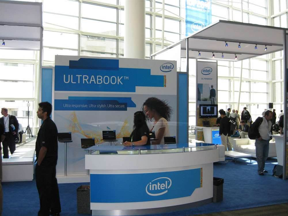Ultrabooks are an important keystone to Intel's strategy for the next few years, and IDF was the place to see them.