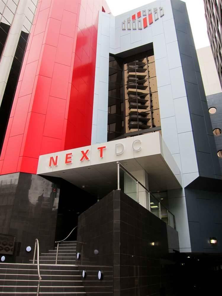 Photos: NEXTDC's Brisbane data centre