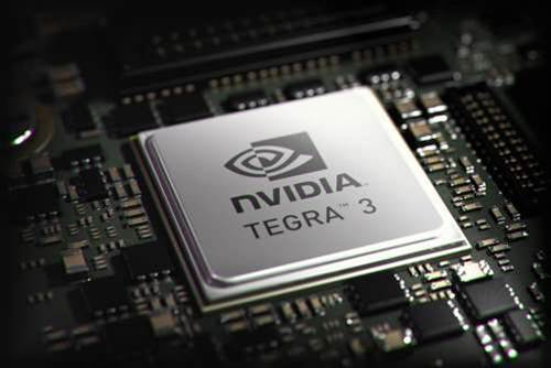 <h2>Nvidia Tegra 3 – more power using less power</h2> The extra power of a quad-core processor means tablets and mobiles will be able to run games with console-quality graphics. But the really great thing about Tegra 3's quad-core is its ability to manage power. The System-on-a-Chip will let you operate your tablet or mobile faster than a dual-core, but while using less power. How does that work? Using its hidden fifth core (see next slide).