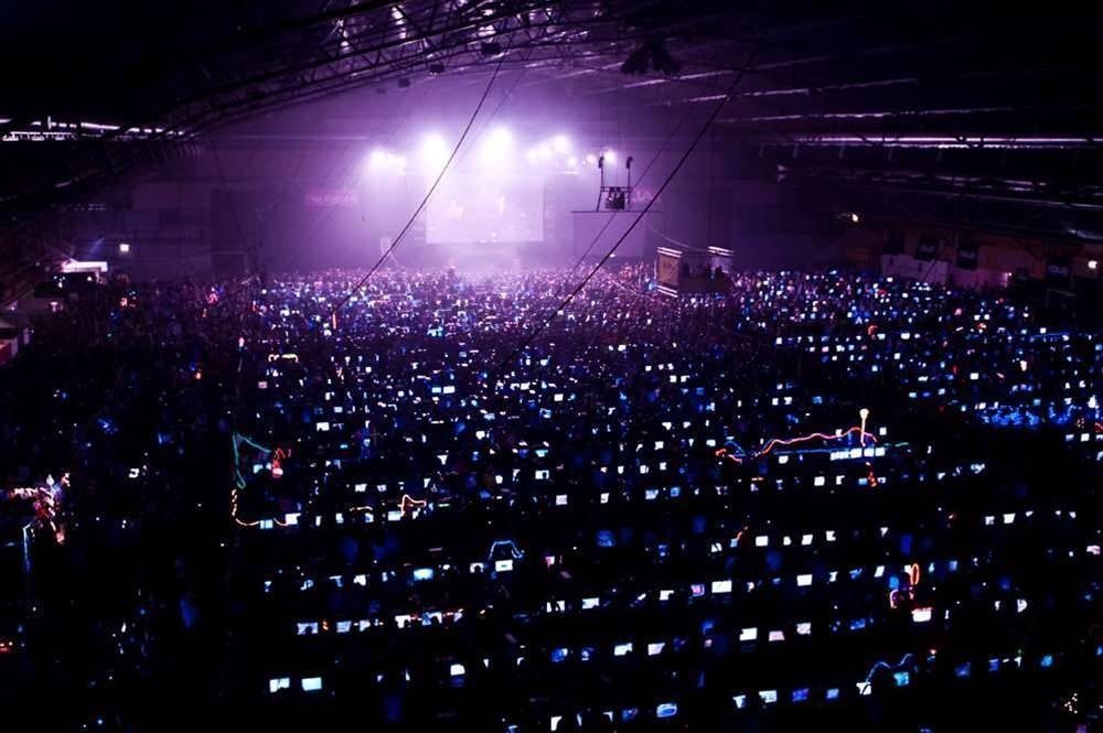 In Pictures: DreamHack Winter 2011