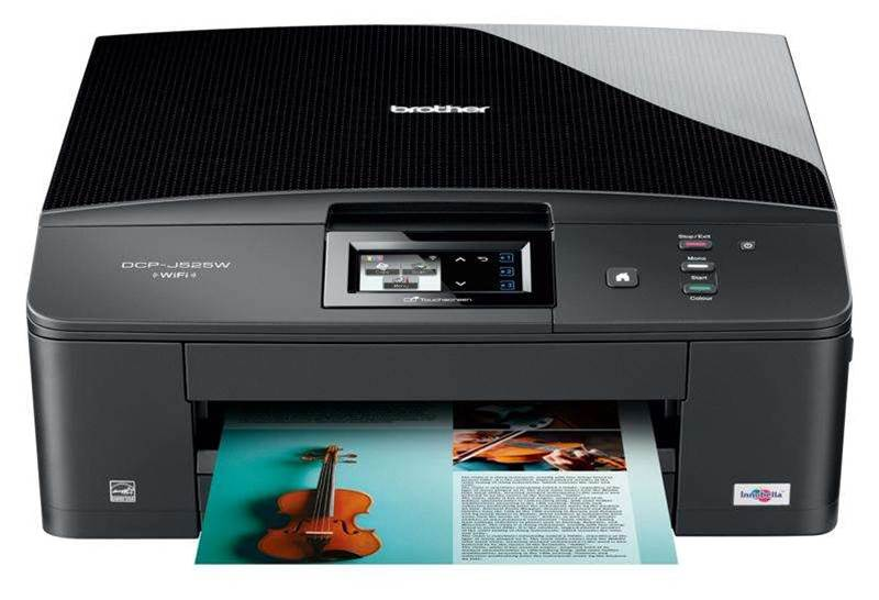 Brother injects style into SMB printer range