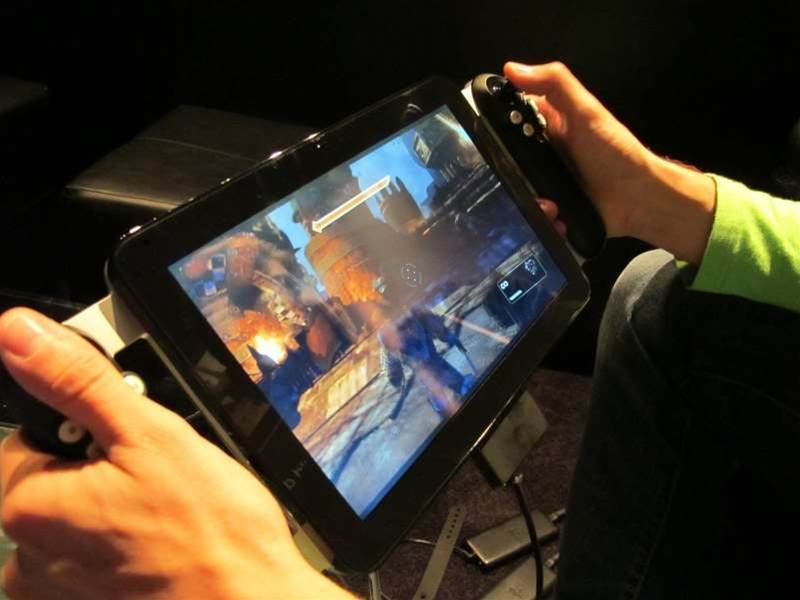 In Pictures: Hands-on with Razer's 'Project Fiona' handheld PC