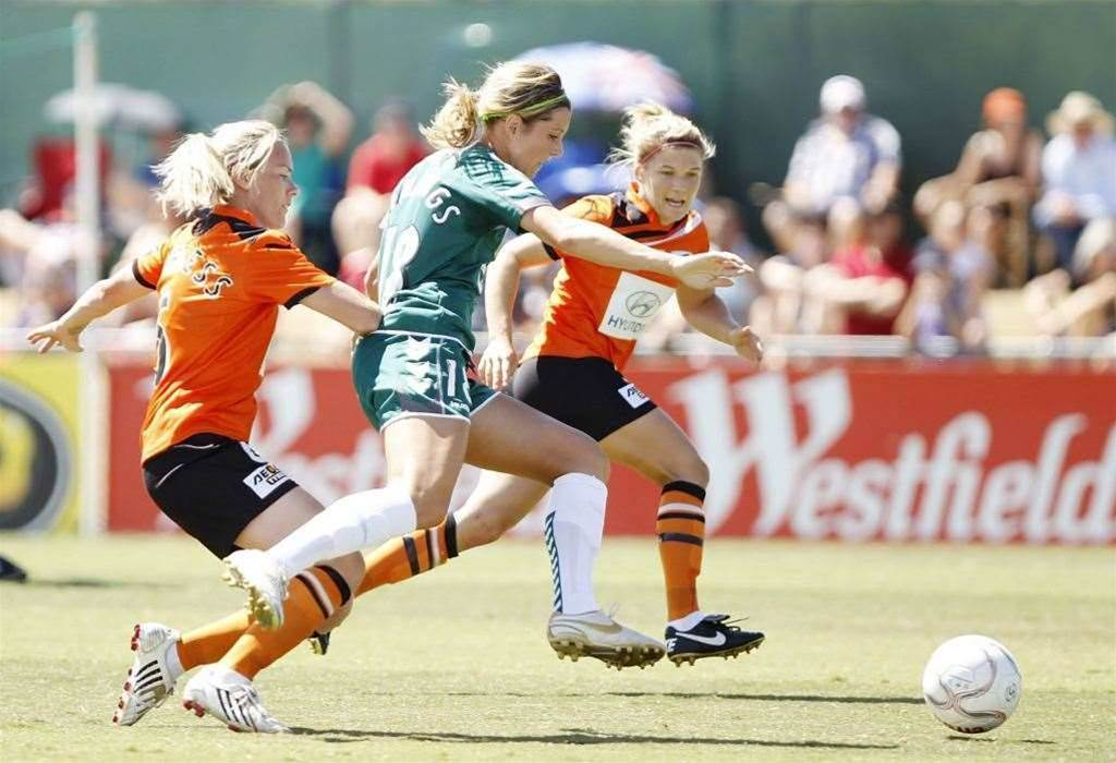 W-League Grand Final Pics