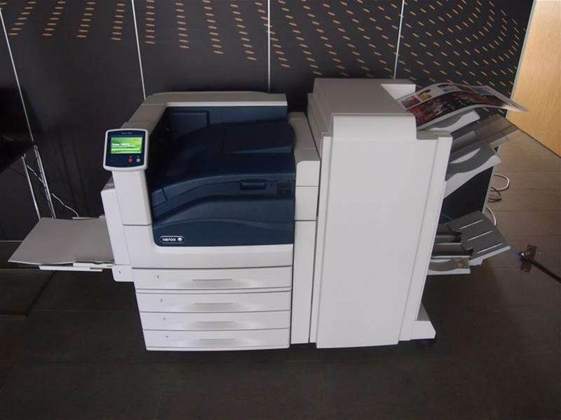 The Phaser 7800 is Fuji Xerox's new flagship printer. The A3 machine comes with 1200 X 2400 dpi, Pantone calibrated solid-colour simulations, Adobe PostScript 3 and Fuji Xerox colour correction technology.