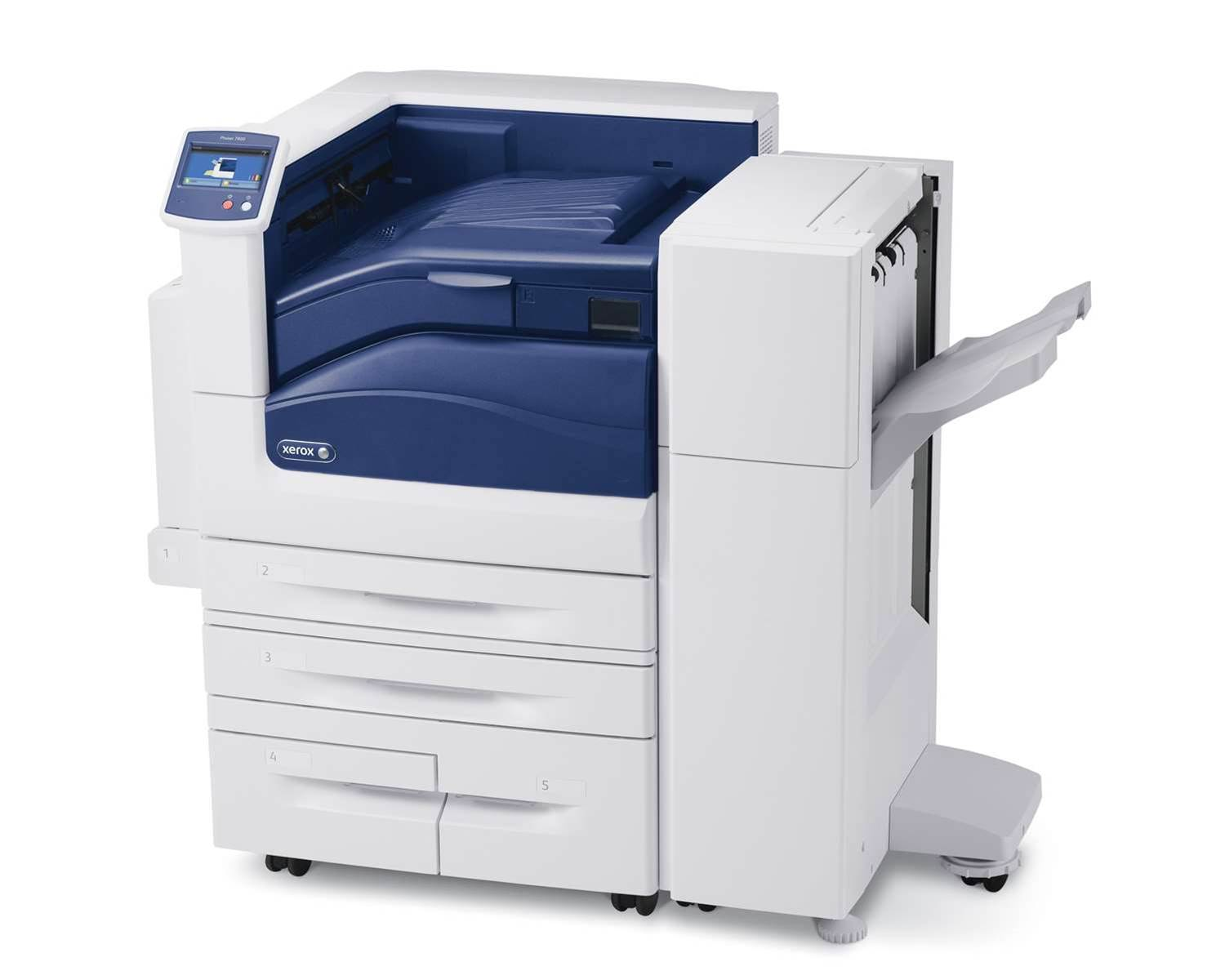 Fuji Xerox will also debut its high-res, A4 Phaser 6700 colour printer targeted at both SMBs and large organisations.